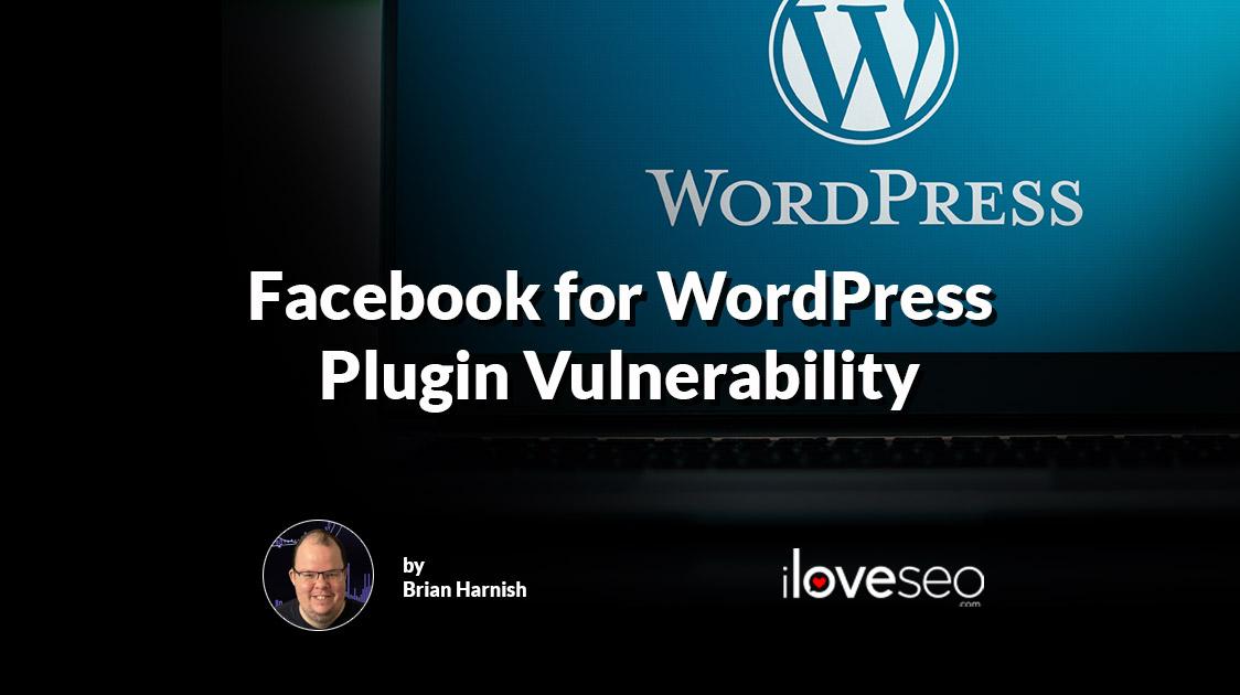 Screenshot of laptop computer showing the WordPress logo