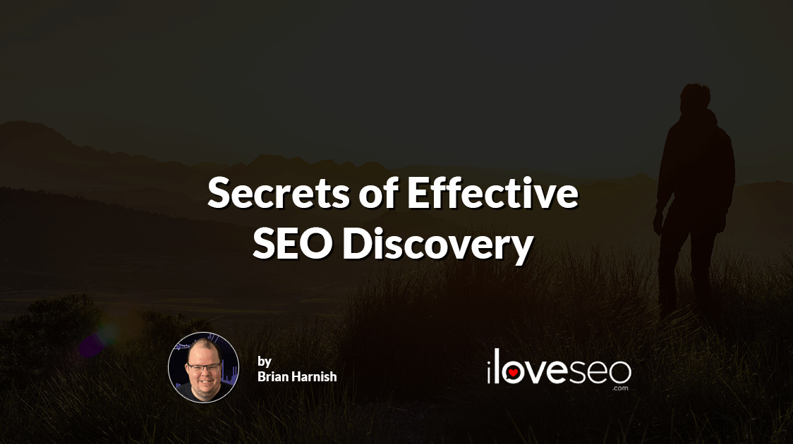 Secrets of Effective SEO Discovery